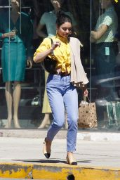 Vanessa Hudgens Street Style 03/14/2019