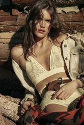 Vanessa Moody - Photoshoot for Elle Magazine April 2019