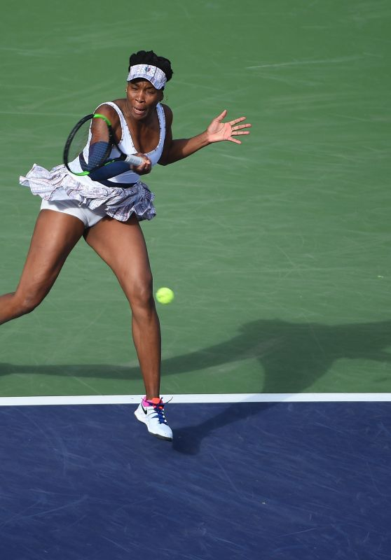 Venus Williams – Indian Wells Masters 03/09/2019