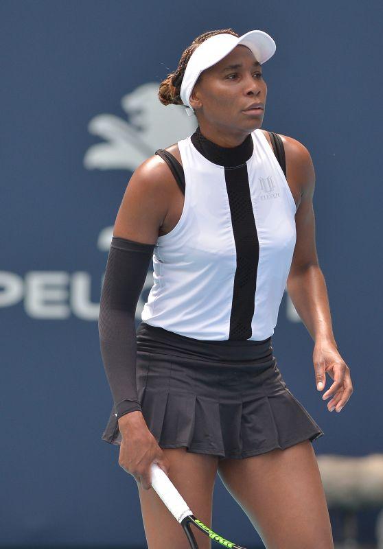 Venus Williams – Miami Open Tennis Tournament 03/21/2019