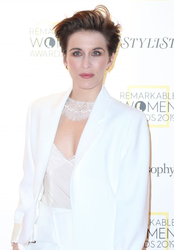 Vicky McClure – Stylist's Inaugural Remarkable Women Awards in London 03/05/2019