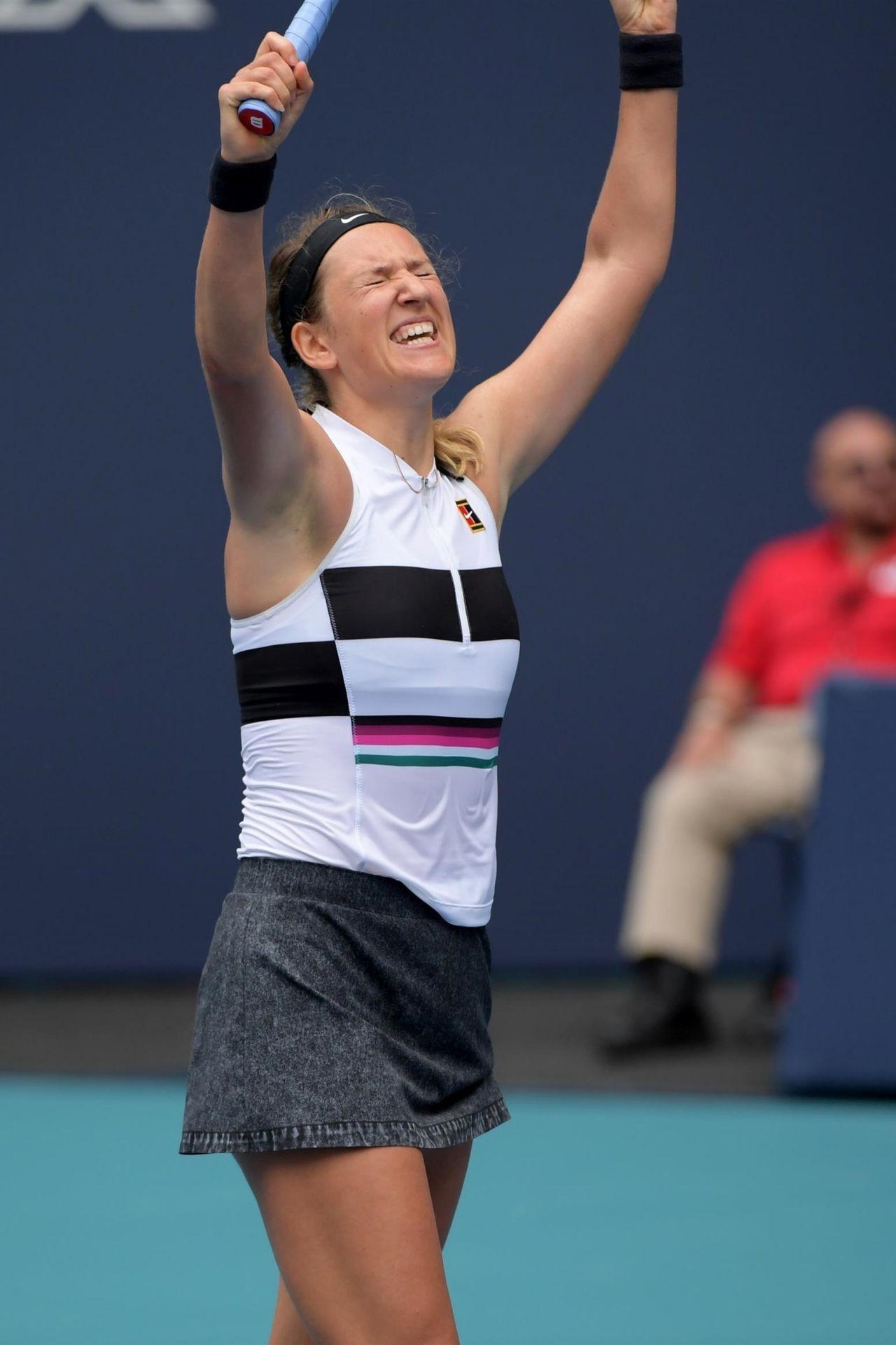 victoria azarenka - 2019 miami open tennis tournament 03