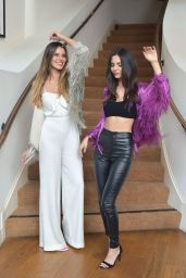 Victoria Justice and Madison Reed – Spring 2019 Box of Style by Rachel Zoe Dinner