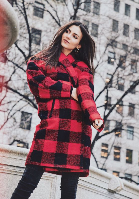 Victoria Justice - Photoshoot February 2019
