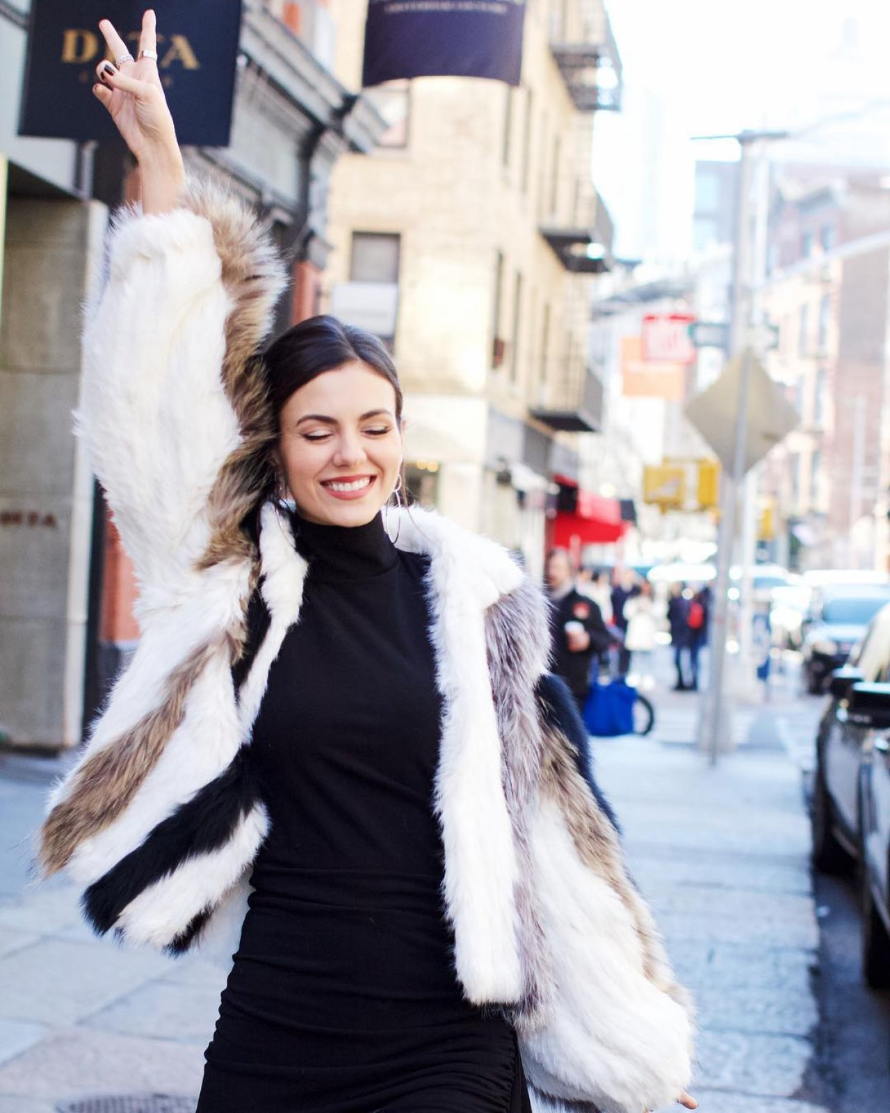 Victoria Justice - Photoshoot in New York, February 2019