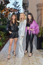 Victoria Justice - Spring 2019 Box of Style by Rachel Zoe Dinner