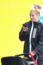 Vogue Williams - Out in London 03/19/2019