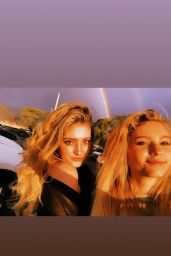 Willow Shields - Personal Pics 03/21/2019