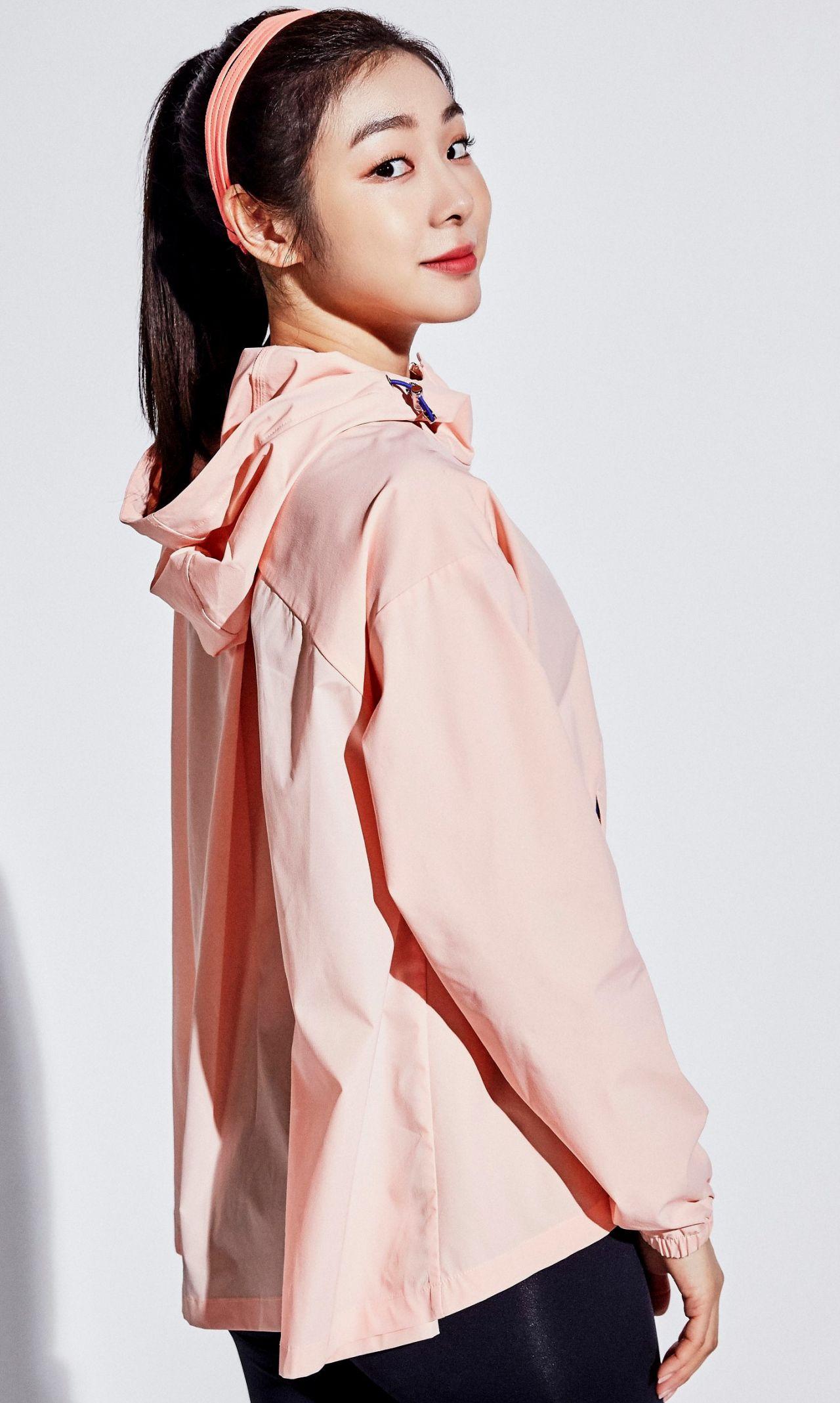 Yuna Kim - Photoshoot for New Balance S/S 2019 • CelebMafia