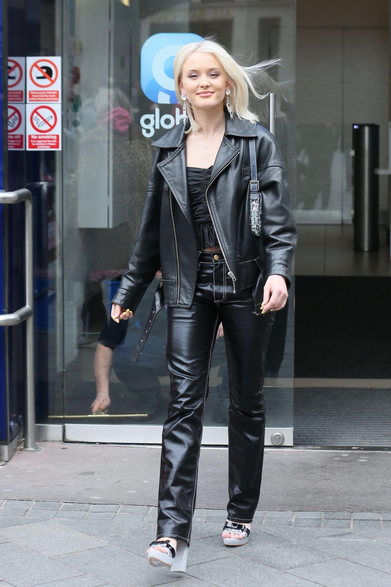 Zara Larsson at Global Studios in London 03/27/2019 ...
