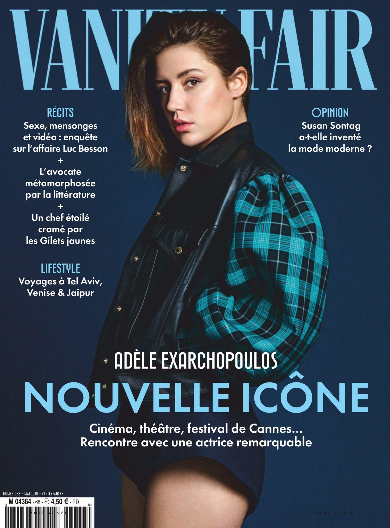 SHAILENE WOODLEY in Vanity Fair Magazine, July 2014 Issue