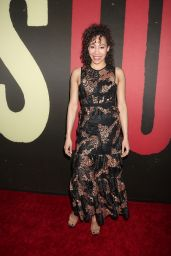 "Afra Hines – ""Hadestown"" Broadway Opening Night in New York"