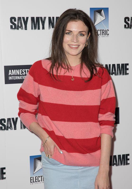 "Aisling Bea - ""Say My Name"" Gala Screening in London"