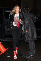 Alana Hadid at Gigi Hadid