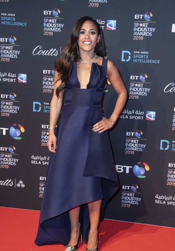 Alex Scott - BT Sport Industry Awards 2019
