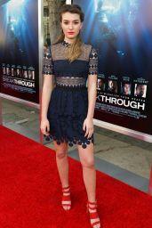 """Ali Skovbye – """"Breakthrough"""" Premiere in LA"""