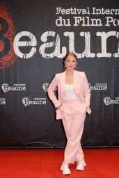 Alice Isaaz - 2019 International Thriller Film Festival in Beaune