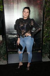 """Alicia Machado – """"The Curse of La Llorona"""" Premiere in LA"""