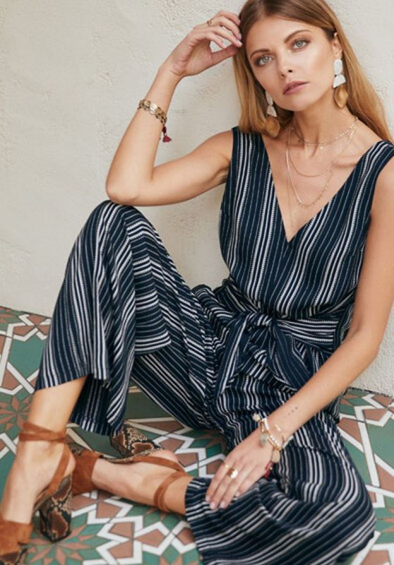 Alina Boyko - Lush Clothing Spring 2019