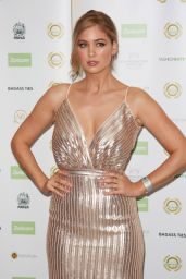 Amanda Clapham - The National Film Awards in London 03/27/2019
