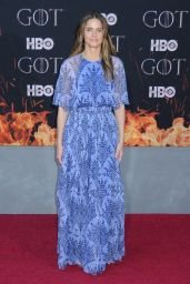 "Amanda Peet – ""Game of Thrones"" Season 8 Premiere in NY"