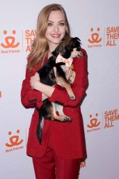 Amanda Seyfried - Best Friends Benefit to Save Them All in NYC 04/02/2019