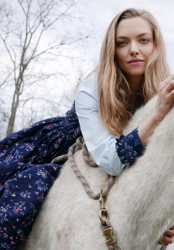 Amanda Seyfried - Photoshoot April 2019