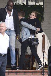 Amber Heard - Chateau Marmont Hotel in LA 04/01/2019