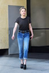 Amber Heard - Out in LA 04/03/2019