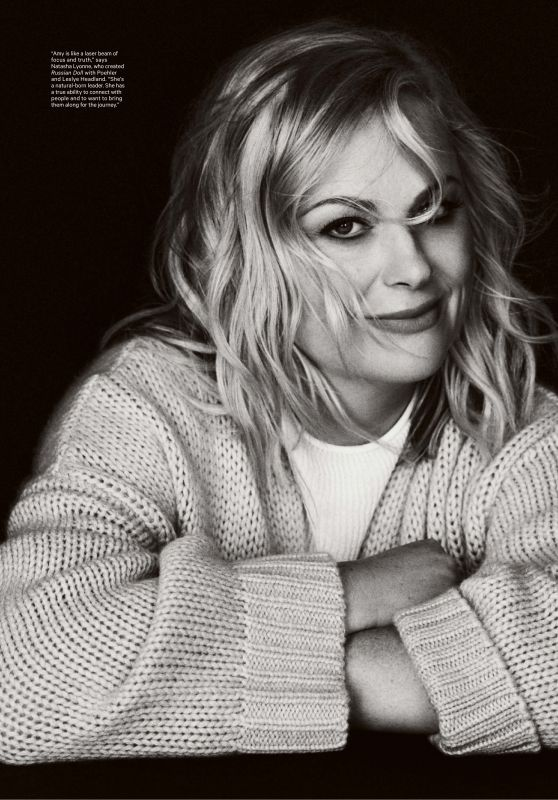 Amy Poehler - THR Magazine April 2019 Issue