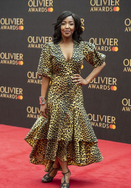 Angellica Bell – 2019 Laurence Olivier Awards