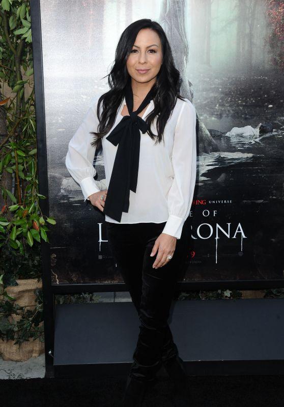 """Anjelah Johnson – """"The Curse of La Llorona"""" Premiere in LA"""