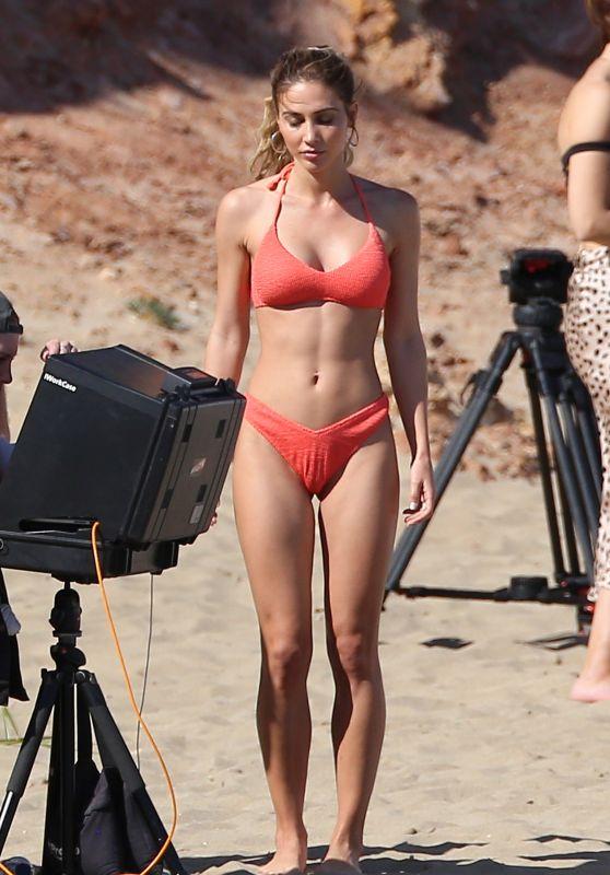 Ann-Kathrin Brömmel - Bikini Photoshoot in Ibiza 04/08/2019
