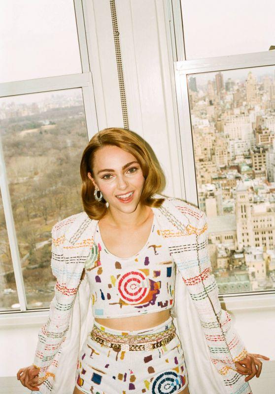 AnnaSophia Robb - Photoshoot for Playboy, April 2019