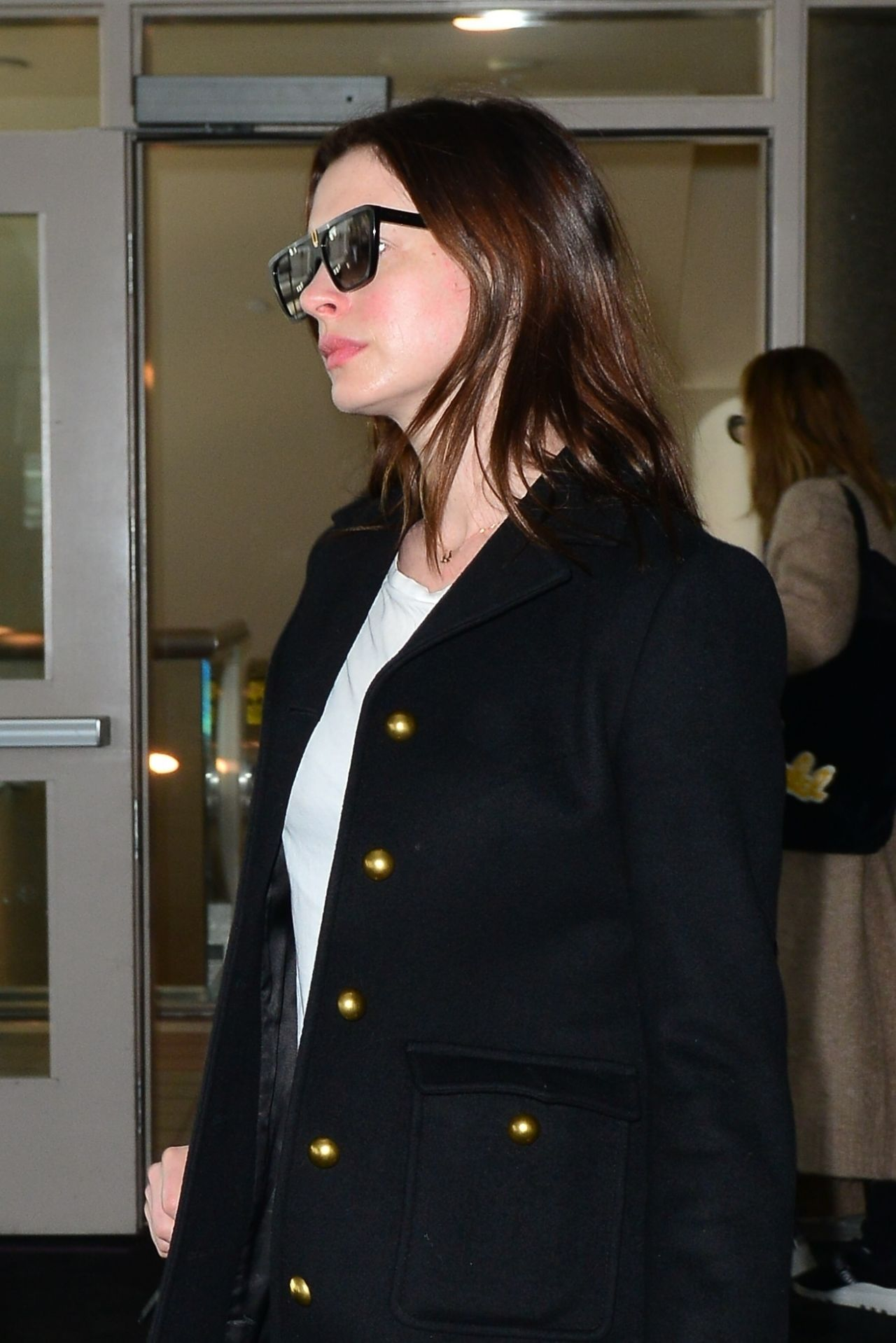 Anne Hathaway Casual Style 04 03 2019