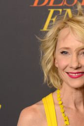 """Anne Heche – """"The Best Of Enemies"""" Premiere in NYC"""