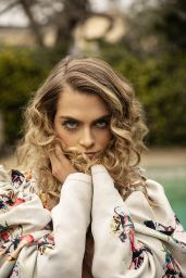 Anne Winters - LADYGUNN Magazine April 2019