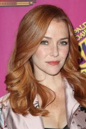"Annie Wersching - ""Charlie and the Chocolate Factory"" Opening Night in LA"