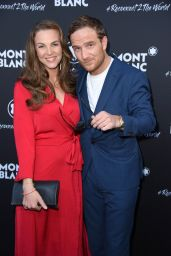 Annika Lau – Montblanc #Reconnect 2 The World Party in Berlin