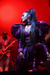 Ariana Grande - Performing at Coachella 04/21/2019