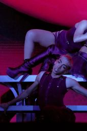 Ariana Grande - Performs on Stage at 2019 Coachella in Indio