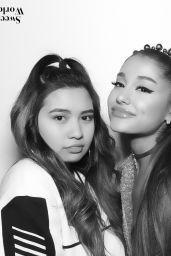 Ariana Grande - Sweetener World Tour Meet & Greet in Edmonton 04/25/2019