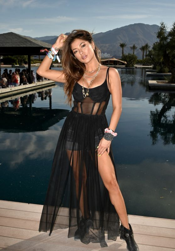 Arianny Celeste - Republic Records Celebrates Their Class Of 2019 at Coachella