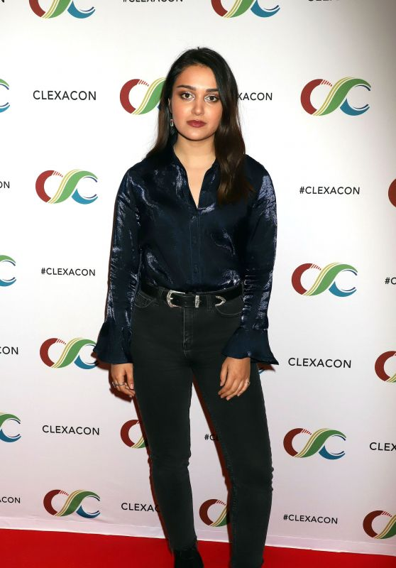 Ariela Barer – Clexacon in Las Vegas 04/13/2019