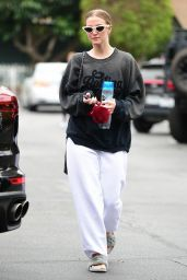 Ashlee Simpson - Out in Studio City 04/28/2019