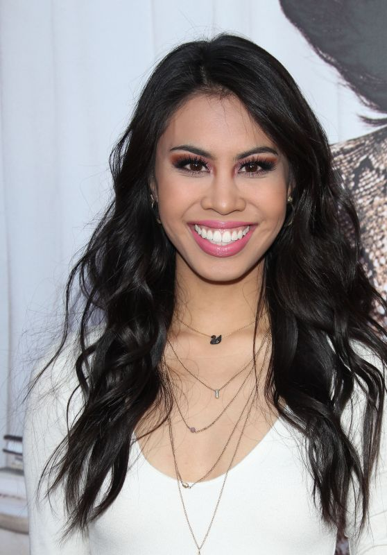 Ashley Argota - Naked Wardrobe Pop Up Launch Party in LA