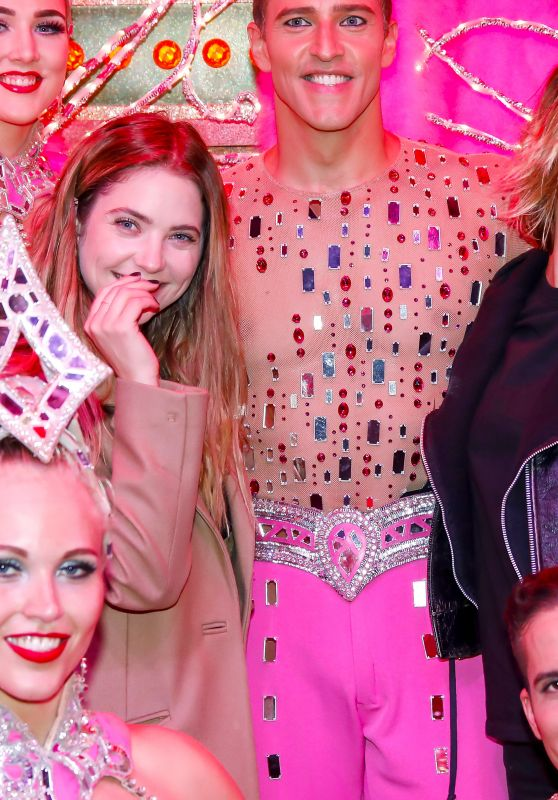 Ashley Benson and Cara Delevingne - Moulin Rouge in Paris 04/09/2019