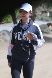 Ashley Tisdale - Hike in LA 04/15/2019