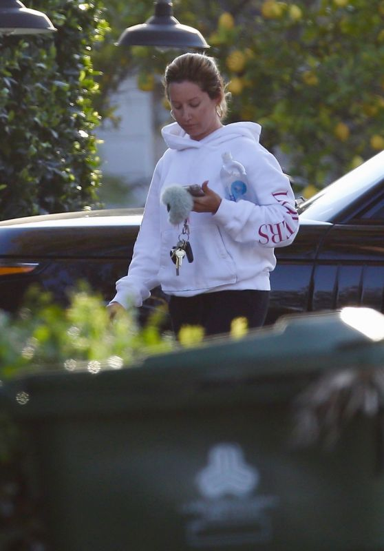 Ashley Tisdale - Out in LA 04/03/2019