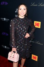 "Ava Cantrell - ""Be Natural: The Untold Story of Alice Guy-Blaché"" Premiere in LA"